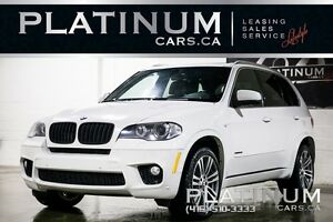 2011 BMW X5 xDrive50i/ M SPORT/ TECHNOLOGY/ PREMIUM/ PANORAMIC