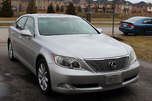 2007 Lexus LS460 (SWB) Certified & E-Tested - Great Condition!