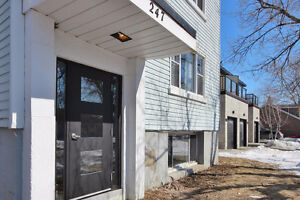 Fully Renovated 3 bdrm unit, Overbrook near river