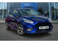 2018 Ford Fiesta ST-LINE With B+O Audio + Rear View Camera Manual Hatchback Petr