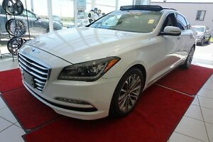 Hyundai Genesis Sedan LUXURY TOIT NAVIGATION 2015