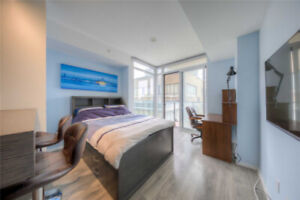 ⭐STUNNING MODERN DOWNTOWN CONDO W/ ROOFTOP SUNDECK & PARTY ROOM⭐