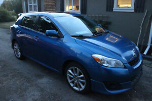 2009 Toyota Matrix XRS Hatchback