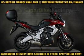 2011 11 KAWASAKI VERSYS 650 CBF 650CC 0% DEPOSIT FINANCE AVAILABLE
