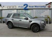 2013 Land Rover Freelander 2 2.2 SD4 DYNAMIC 5d 190 BHP (FREE 2 YEAR WARRANTY) E