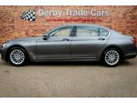 2017 17 BMW 7 SERIES 3.0 740LI 4D 322 BHP