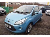 Ford Ka Zetec 1.2 69PS ** 6 MONTH WARRANTY ** (blue) 2010