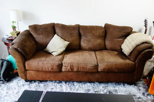 Brown Couch for sale!