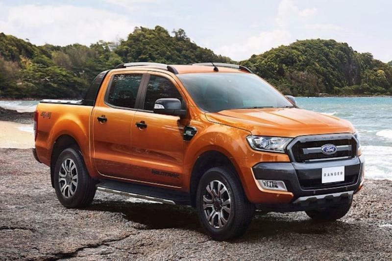New '67 Reg Ford Ranger D/Cab Wildtrack 3.2 TDCI 200 3.2 **Finance Available**