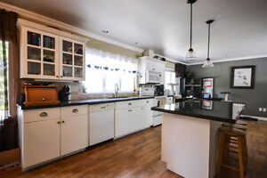 Updated Brookswood Home with Fantastic Yard