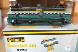 Craftex Dovetail Jig CT052 - new condition Oakville / Halton Region Toronto (GTA) image 3