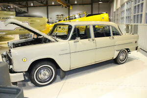 New York Checker Cab: Marathon V6 3.8L - Lower Price