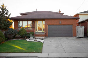 Spacious 2 Bedroom Basement Apartment in Stoney Creek for Rent