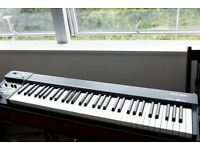 Roland RD-64 Piano & Midi controller + DP10 pedal & Nord case