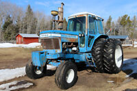 FORD 8700 TRACTOR Still for sale as of April 29, 2015
