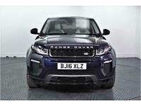 2016 Land Rover Range Rover Evoque 2.0 TD4 HSE Dynamic SUV 5dr Diesel Auto 4WD (