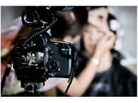 Freelance videographer and photographer