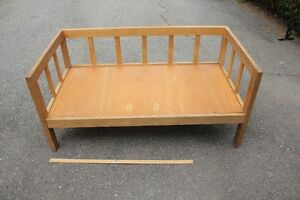 DayBed - solid oak hardwood