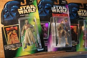 STAR WARS SEALED (All 5 For $40.00) (VIEW OTHER ADS) Kitchener / Waterloo Kitchener Area image 1