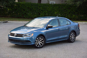 2016 VW Jetta Comfortline + 4 Winter Tires - Lease Takeover