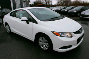 HONDA CIVIC LX 2012 AUTOMATIQUE