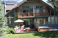 Weekend Escape? Enjoy our 4 BR Panorama, BC Vacation Home!