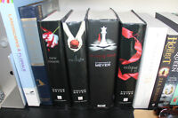 TWILIGHT BOOK SERIES ONLY $20