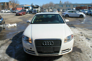 PARTING OUT AUDI A4 2007, 2.0T Manual, AWD 117K