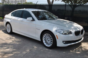 BMW Series 5 528i xDrive 2013
