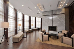 2 Bed+2 Bath. 995 sq ft, Downtown Mississauga Condo