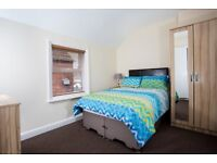 MODERN DOUBLE ROOM TO RENT, ALL BILLS INC ,FULLY FURN, WIFI, CLEANER, TV IN ROOM