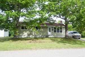 Completely renovated three bedroom home for rent in St Stephen.