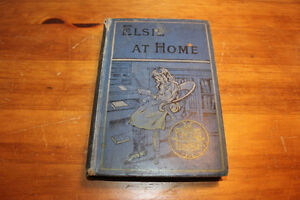 Elsie At Home By Martha Finlay