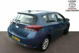 2017 Toyota AURIS HATCHBACK 1.8 Hybrid Icon TSS 5dr CVT Auto Hatchback Petrol/El