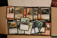 Special: 1900 magic the gathering cards!
