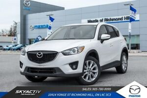 2015 Mazda CX-5 GT LEATHER*NAVIGATION*HEATED SEATS
