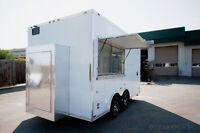 Picture you at the Helm of a FOOD TRAILER! ViaXM can help