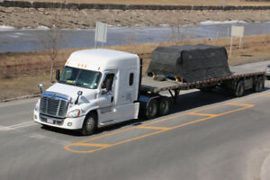 Truck driver wanted  for long distance and local work
