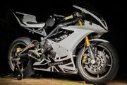 2008 Daytona 675 track bike Little River Outer Geelong Preview