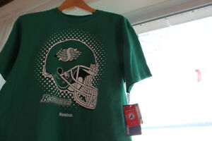 Saskatchewan Roughriders Football Shirt - NEW With Tags