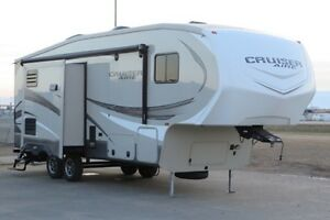 2016 CRUISER 25SE Fifth Wheel