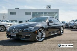 2017 BMW 650i xDrive Gran Coupe