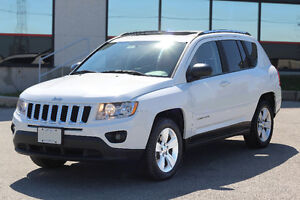 2012 Jeep Compass North Edition w/ Sun & Sound Package