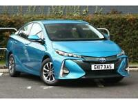 2017 Toyota Prius 1 8 Business Edition Plus Hybrid Petrol Electric Blue Cvt