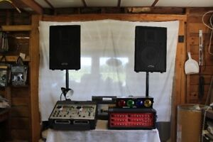 DJ SYSTEM FOR SALE...NO REASONABLE OFFER REFUSED!