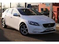 2013 VOLVO V40 D2 SE GBP0 TAX, DAB, B TOOTH, CRUISE and 16andquot; ALLOYS