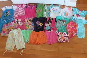 Girls Summer Clothes 4T