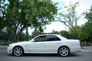 1998 Nissan Skyline GTT Sedan