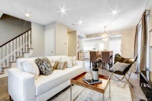 Churchill Meadows- 3 bedroom House Mississauga