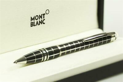Montblanc Starwalker Rubber Line Ballpoint Pen NEW + BOX
